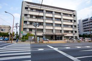警視庁 綾瀬警察署の写真素材 [FYI02232113]