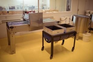 Honey extraction machineryの写真素材 [FYI02235679]