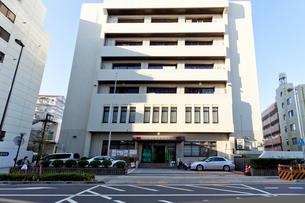 警視庁千住警察署の写真素材 [FYI02240897]