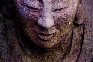 石仏の写真素材 [FYI02243350]