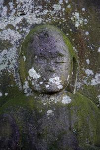 石仏の写真素材 [FYI02243418]