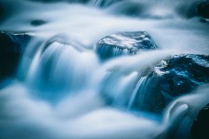 優美な流れの写真素材 [FYI02243711]