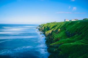 険しい海岸線の写真素材 [FYI02244064]
