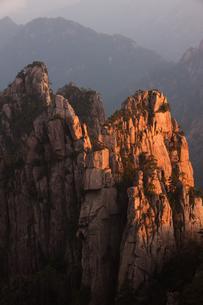 Huang Shan, Anhui Province, Chinaの写真素材 [FYI02246177]