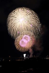 松浜花火の写真素材 [FYI02280645]