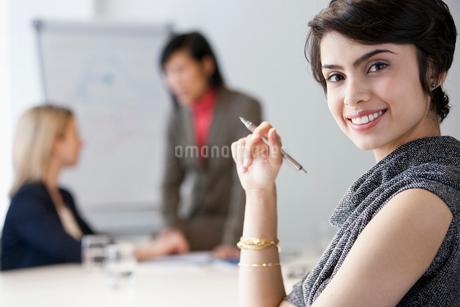 business office presentationの写真素材 [FYI02286719]