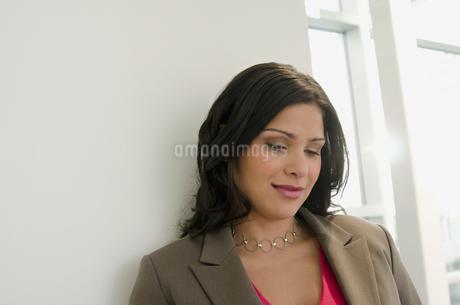 portrait of pretty businesswomanの写真素材 [FYI02290424]