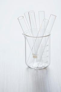 medical still of laboratory glasswareの写真素材 [FYI02291696]