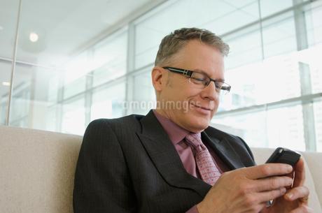 senior businessmanの写真素材 [FYI02292260]