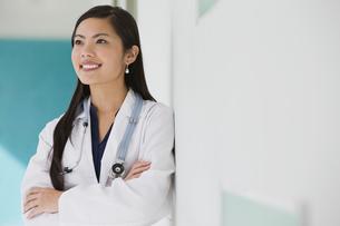 Smiling Radiologistの写真素材 [FYI02292287]