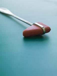 Close-up of reflex hammerの写真素材 [FYI02293314]