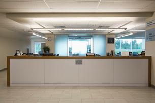 Reception area of Radiology Centerの写真素材 [FYI02294426]