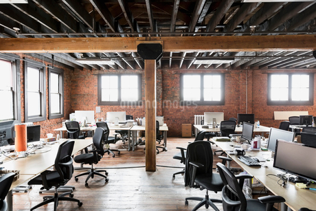 Interior of creative office spaceの写真素材 [FYI02301839]