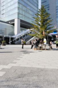 秋葉原駅西側交通広場の写真素材 [FYI02308626]