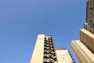 汐留シオサイトのイタリア街の写真素材 [FYI02310889]