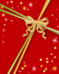 クリスマスプレゼントのイメージのイラスト素材 [FYI02311192]