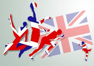 オリンピックイメージのイラスト素材 [FYI02311193]