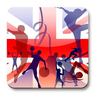 オリンピックイメージのイラスト素材 [FYI02311232]