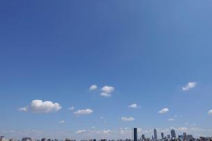 豊島区の空と高層ビルの写真素材 [FYI02311352]