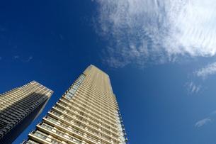 超高層タワーマンションの写真素材 [FYI02311447]