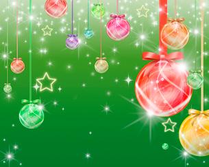 クリスマスオーナメントのイラスト素材 [FYI02311568]