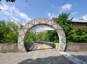 山下公園のポーリン橋の写真素材 [FYI02311788]