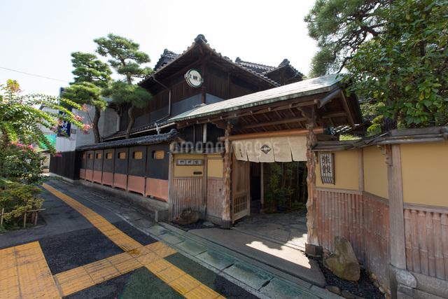 竹村家 旅館の写真素材 [FYI02324500]