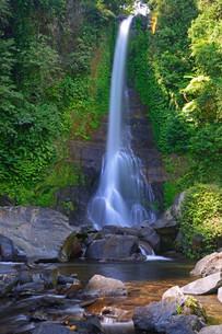 Great Gitgit Waterfall, Central Bali, Bali, Indonesia, Asiaの写真素材 [FYI02338413]