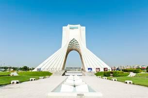 Monument, Freedom Tower, Burj-e Azadi, Azadi Monument orの写真素材 [FYI02339730]