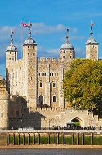 Tower of London, London, England, Great Britain, Unitedの写真素材 [FYI02340057]