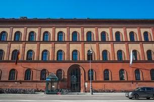 Ludwig-Maximilians-Universitat university, Munichの写真素材 [FYI02340140]