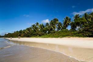 Beach Four, Quarta Praia, Morro de Sao Paulo, Cairu, Bahiaの写真素材 [FYI02340177]