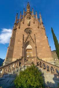 Mausoleum of Archduke Johann, Schenna, Trentino-Alto Adigeの写真素材 [FYI02340312]