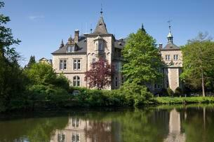Buckeburg Palace, Buckeburg, Lower Saxony, Germany, Europeの写真素材 [FYI02340483]