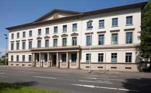 Wangenheim Palace or Wangenheimpalais, Lower Saxonyの写真素材 [FYI02340484]