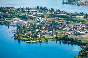 Reichenau Island, Lake Constance, Baden-Wurttembergの写真素材 [FYI02340818]
