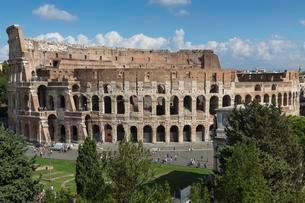 Colosseum, Rome, Lazio, Italy, Europeの写真素材 [FYI02340858]