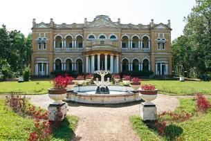 Richmond Castle, Kalutara, Western Province, Ceylon, Sriの写真素材 [FYI02341004]