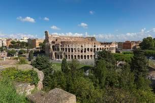 Colosseum, Rome, Lazio, Italy, Europeの写真素材 [FYI02341046]