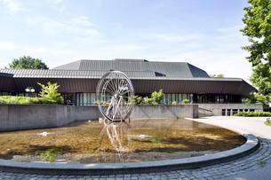 Culture and Convention Centre, Event Centre, Rosenheimの写真素材 [FYI02341456]