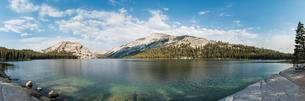 Tenaya Lake, Yosemite National Park, California, USA, Northの写真素材 [FYI02341519]