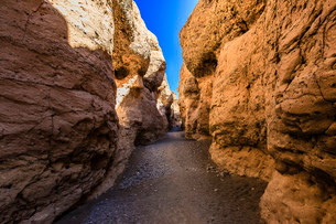 Sesriem Canyon, Namib-Naukluft National Park, Namibiaの写真素材 [FYI02341789]