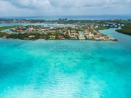Westbay and Cypress Pointe with golf courses, luxuryの写真素材 [FYI02342192]