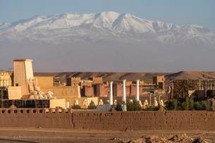 Atlas Corporation Studios, Ouarzazate, Morocco, Africaの写真素材 [FYI02342504]