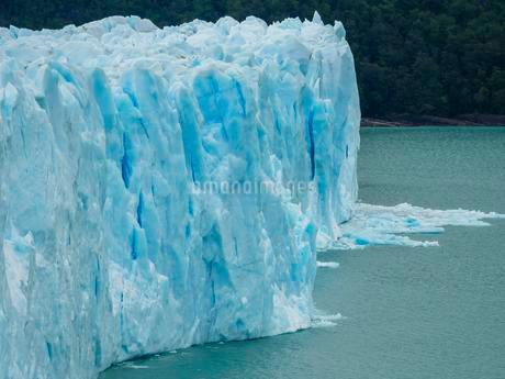 Perito Moreno glacier, region of El Calafate, Province ofの写真素材 [FYI02342779]