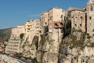 Tropea, Calabria, Italy, Europeの写真素材 [FYI02342808]