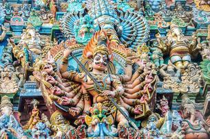 Madurai, Tamil Nadu, South India, India, Asiaの写真素材 [FYI02343474]