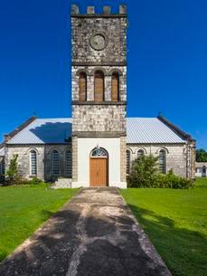 St George's Anglican Church, Jamaica National Heritageの写真素材 [FYI02343682]