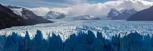 Glacier Tongue, Ice Field, Perito Moreno Glacier, Nationalの写真素材 [FYI02343965]