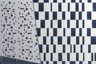 Busan Visual lndustry Centerの写真素材 [FYI02344396]